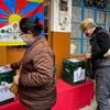 亡命チベット政府の指導者選挙が開始された