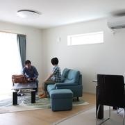 各部屋にウォークインクロゼットを設置、多趣味の新婚夫婦が暮らすマイホーム