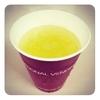 疲れ気味? 風邪気味? なときは黄色い炭酸で一服する。
