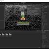 HoloLens2でホロモンアプリを作る その4(ホロモンが地面の凹凸を拾って回転するのを防ぐ)
