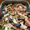 豚肉と茄子の煮物