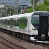 8/21  E257系5000番台OM-92編成 NN出場回送【中央線撮影記#205】