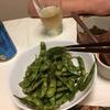 【茹でない枝豆】枝豆のバター醤油炒めのレシピと感想【焼き枝豆?】