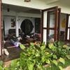 スリランカでアーユルヴェーダ15 最終日のフラワーバス