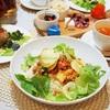 久しぶりのタコライス(レシピ付)とメンチカツ/My Homemade Dinner/อาหารมื้อดึกที่ทำเอง