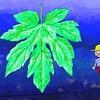 ゴーヤーの葉の形に神の意図を感じる