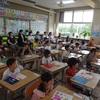 1年生 保幼小連携授業参観(5月31日)