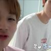 Wanna One Go EP.1 寝る前の挨拶と宿舎初日の感想