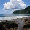 【海】八丈島のサーフポイント「タコス」でサーフィン。1日目【波日記】