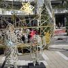東京スカイツリーのクリスマス