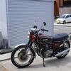 バイクの日は小松へ その1