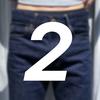 Japan Blue Jeans 「CIRCLE スキニー」 2ヶ月