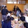 陶芸教室が開催されました