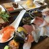 福岡舞鶴で超人気と噂の「小野の離れ」でボリューム海鮮ランチ