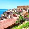 【マルタ】可愛くて美しいポパイ村