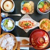 【民藝と古い器のカフェFUDAN】二条カフェ☕️素敵な器で身体にも良い美味しいご飯を❣️