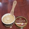 初めてのゴディバのアイス