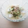 サバ水煮缶で作る簡単冷や汁ごはんが夏でもさらさら食べられる(*^^*)