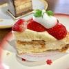 【北区】アンシャルロット。一口ずつ感じる、シンプルだけど本当に美味しいケーキ。