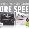 タイトリストのPROV1ゴルフボールのアメリカでのプロモーションです。大変お買い得でこの時期になると毎年行う割引なのです。