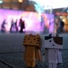 札幌市 札幌駅前広場に輝くデザインツリー