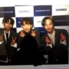 K-POPナムジャドルのライブへ行ってきた