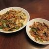肉・肉・肉野菜炒め