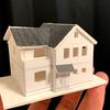 建築模型を作ってみました その1