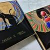 やっと来た!初の中国コスメZEESEA×大英博物館のアイシャドウパレット。
