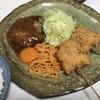 定食春秋(その 31)串カツ&ハンバーグランチ