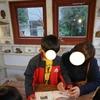 雨の日のプラ―トカフェ(小野市鴨池)