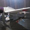 満を持して ゼロ戦 ペーパークラフト (零式艦上戦闘機21型)