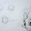 簡単にディズニーキャラクター手書きイラストが描ける〜デイジーを上手に描くためのコツ〜