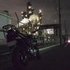 川崎へ工場夜景ツーリング