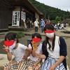 GOTOキャンペーン 子連れ 福島 米沢 旅行 ⑦ 大内宿 塔のへつり