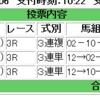 2018/10/08(月) 4回京都3日目 3R 新馬 芝1400m内(A)