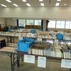 蔵書リユース市、今年も盛況でした。