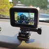 「GoPro HERO 9」車内撮影用マウントの設置方法と使い方
