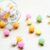 《お菓子とデザイン》【株式会社 羅工房】「手摺小箱 金平糖セット 「祇園祭」提灯」のパッケージ♬