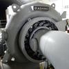 森吉山ダム(3)-監査廊、発電施設
