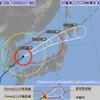 【台風情報】大型の台風25号は06日15時現在では日本海上に!この影響で北陸新幹線は午後6時以降運転取りやめ!神戸淡路鳴門自動車道の通行止めは解除・山陽新幹線も全線で運転再開!