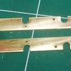 米国型モーガルを作る(10)続8350のフレイム切り出し