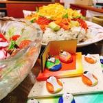 雛祭りは、ちらし寿司でお家ご飯