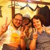 【京都市・やきとり・居酒屋】スペインからハネムーンで!