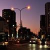 寒さ沁みる夕方の文京区を歩く~千石駅周辺~