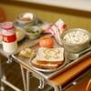 秋田市御所野小学校で学校給食のごはんに金属製ネジが混入