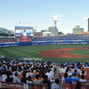 横浜スタジアムへ