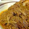珍しいパキスタンカレーを食す。なんというか、ほんと独特な味わいだった。