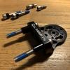 レックマウントでスマホをガッツリとステムに搭載 R+BOLT3