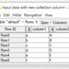 【KNIME】Create Collection Columnでセルを纏めたい